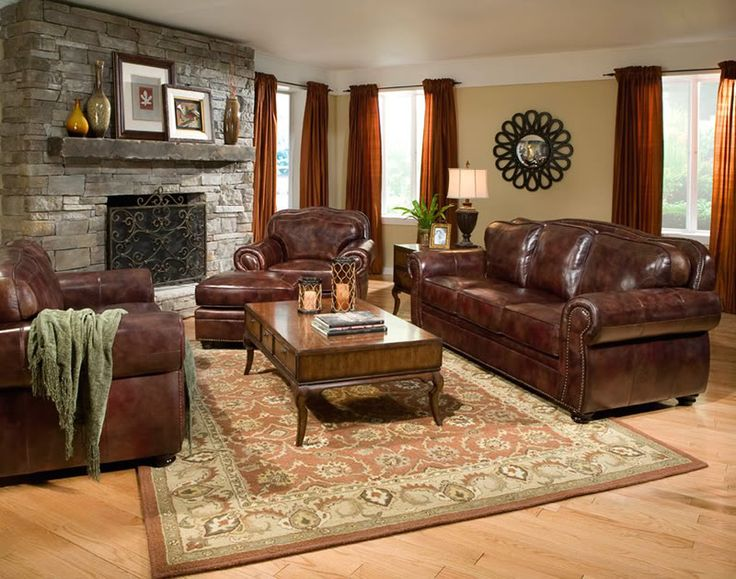 25 Best Ideas About Brown Leather Couches On Pinterest Leather