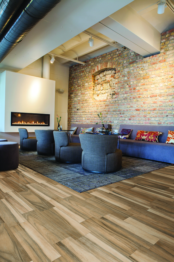 Add A Rustic Touch To Any Contemporary Space With Daltile