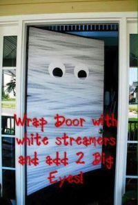 Mummy door  | Halloween | Pinterest | Halloween ...
