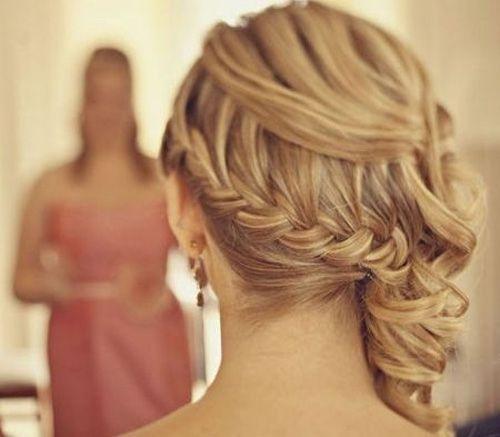 Die Besten 25 Elegante Hochzeit Frisuren Ideen Auf Pinterest