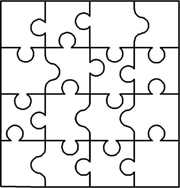Best 25+ Puzzle piece template ideas on Pinterest
