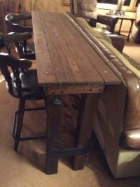 17 Best ideas about Table Behind Couch on Pinterest ...