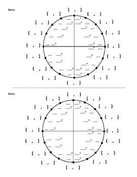 25+ best ideas about Unit circle trigonometry on Pinterest