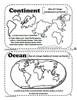 10 Best images about Teaching Map Skills & Landforms on
