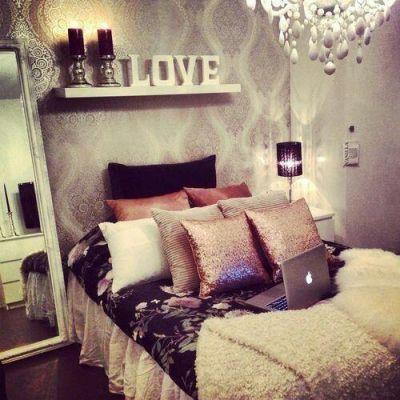 Charming Sparkle Room Decor My Web Value