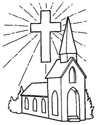 96 best Church colouring sheets images on Pinterest