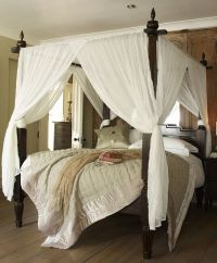 Best 25+ Canopy bed curtains ideas on Pinterest   Bed ...