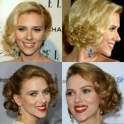 short hair dues curly