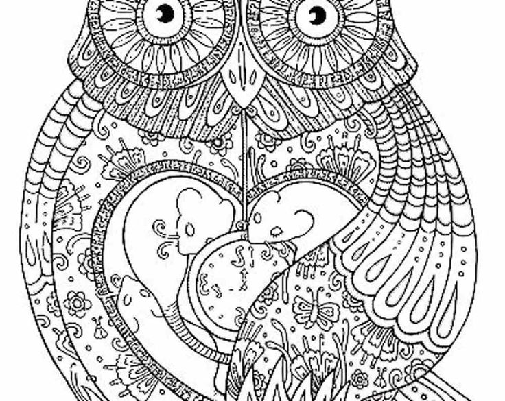 Best collection of Love Coloring Pages For Adults ... | free online coloring pages for adults easy