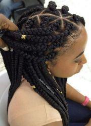 jumbo box braids ideas