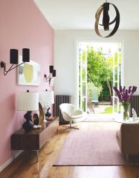 Best 25+ Pink Walls ideas on Pinterest | Teen bedroom ...