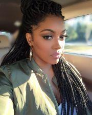porsha dyanne williams braids
