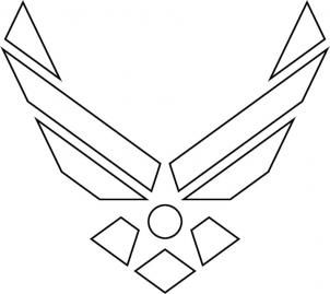 25+ best ideas about Air Force Tattoo on Pinterest