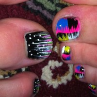 1000+ images about Toes (painted) on Pinterest