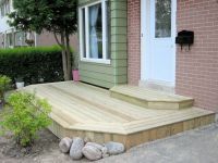 29 best images about wood porch step on Pinterest | Decks ...