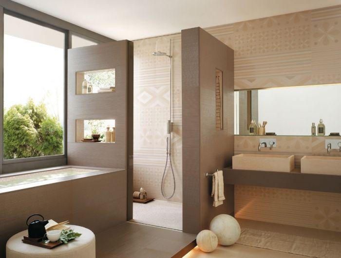 Die besten 10 Moderne badezimmer Ideen auf Pinterest