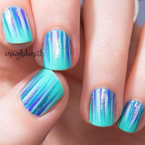 25+ Best Ideas about Cool Nail Designs on Pinterest