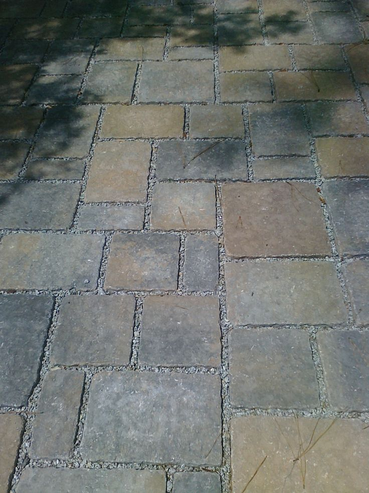 Eco Dublin Pavers Various sizes and colors with narrow
