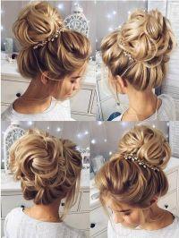 17 Best ideas about Wedding Hairstyles on Pinterest   Grad ...