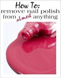 Best 25+ Fingernail polish remover ideas on Pinterest ...
