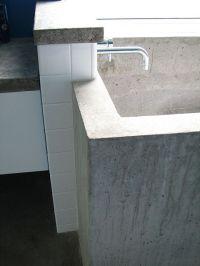 diy in situ concrete ofuro (japanese soaking tub)   new ...