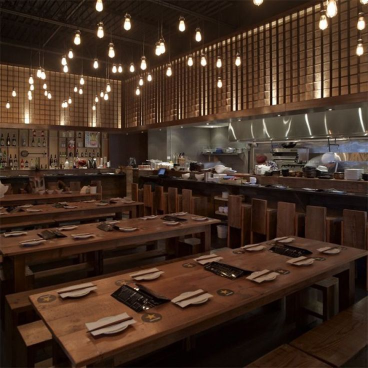 25 Best Ideas About Japanese Restaurant Interior On Pinterest