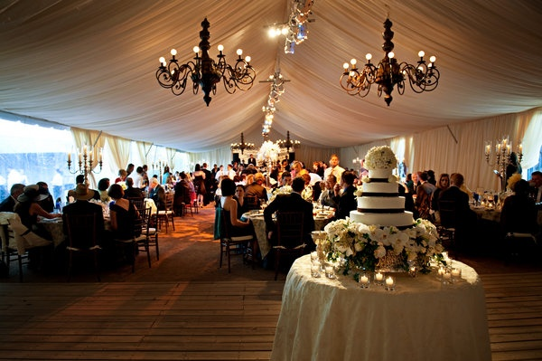 Black Gold, Receptions And Ceiling Draping