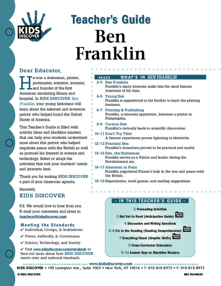 franklin on pinterest lesson plans values education and classroom