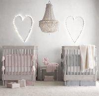 1000+ ideas about Twin Girl Nurseries on Pinterest | Twin ...