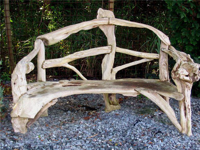 Twig furniture is made from natural materials  Twig Work Design  Pinterest  More Twig