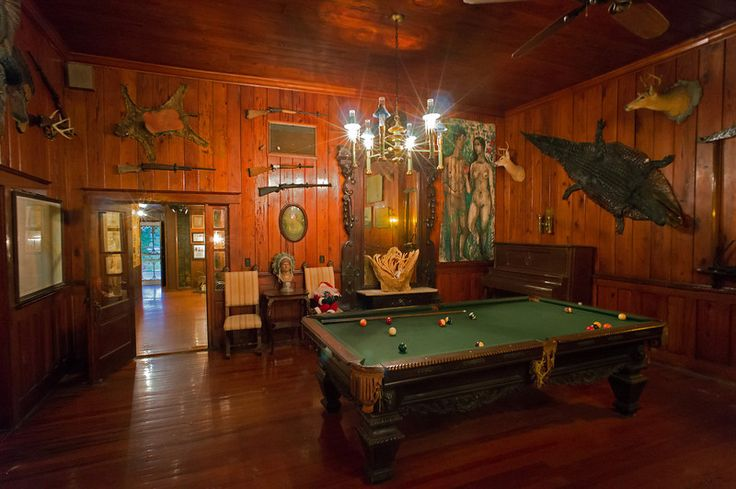 pool room Everglade City Rod and Gun ClubLjpg 800532 pixels  Marina Club Ideas  Pinterest