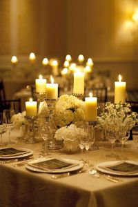 297 best images about Candle Wedding Centerpieces on ...