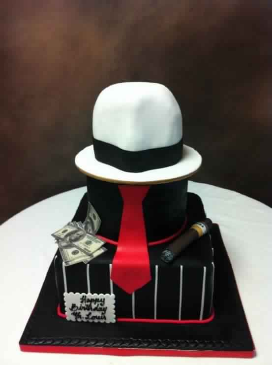 Scarface Cake Fun Cakes I Want To Try Pinterest Cakes