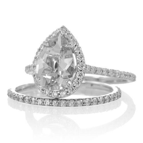 25 Best Images About Whitney Stern Bridal Amp Custom On Pinterest Halo Vintage Diamond And Wedding