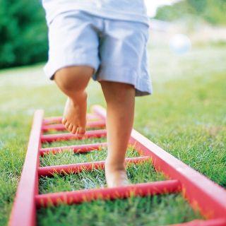 Resultado de imagen de circuito obstáculos para niños en casa