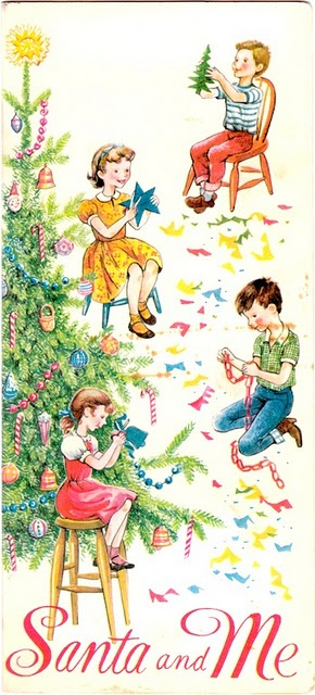 435 Best Images About Christmas Vintage Kiddos On Pinterest