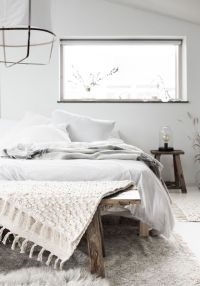 17 Best ideas about Off White Bedrooms on Pinterest | Off ...