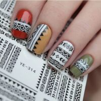 25+ best ideas about Nail Stickers on Pinterest | Small ...