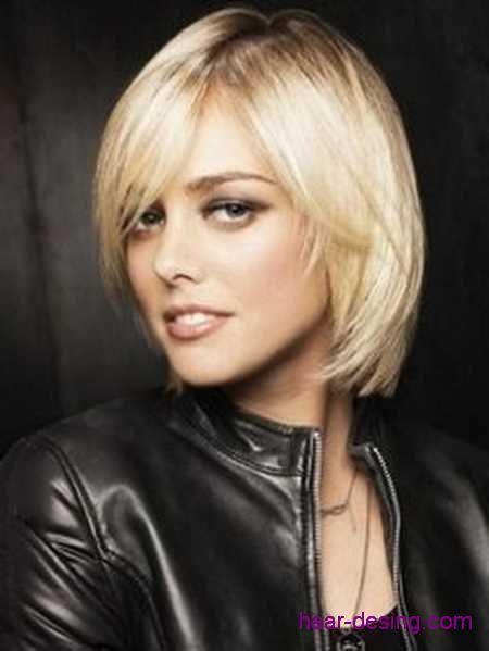 Les 25 Meilleures Idées De La Catégorie Frisuren Blond Mittellang
