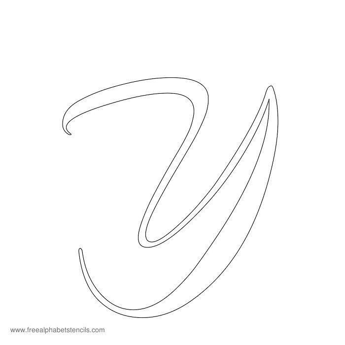 25+ best ideas about Cursive alphabet on Pinterest