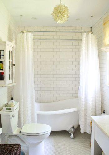 Best 25 Clawfoot Tub Bathroom Ideas Only On Pinterest