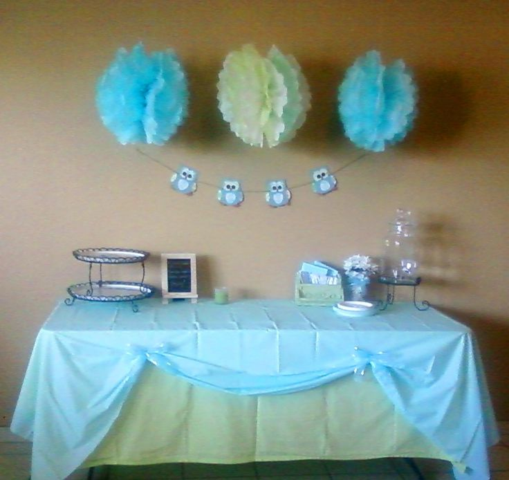 table decorations for parties  Tablecloths lime green twin flat sheet  light blue plastic