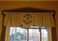 10+ ideas about Rustic Valances on Pinterest | Rustic ...