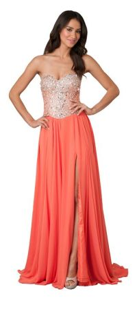 One of the prettiest prom dresses ever! JZ