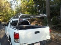 Toyota Tundra Ladder Rack