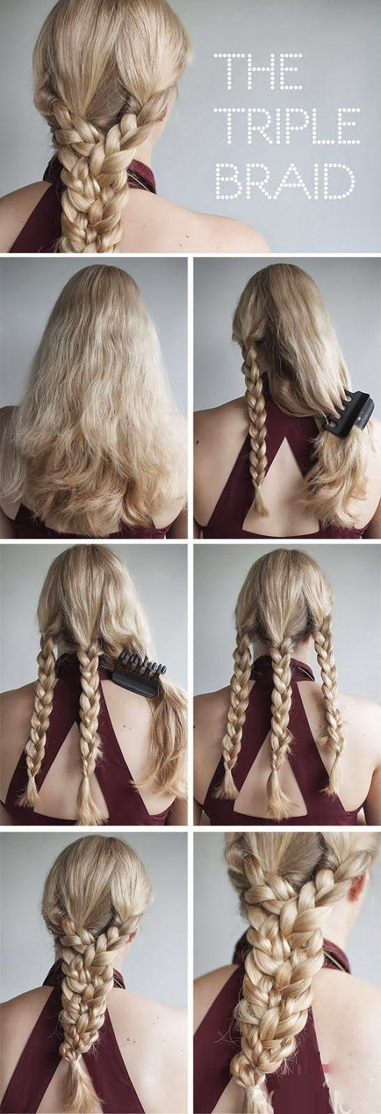 25 Best Ideas About Braids Step By Step On Pinterest Double