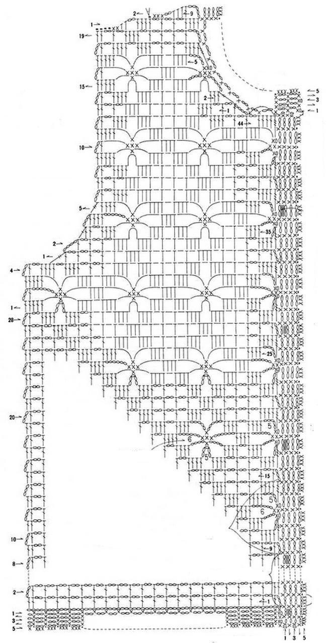 25+ best ideas about Crochet cardigan pattern on Pinterest