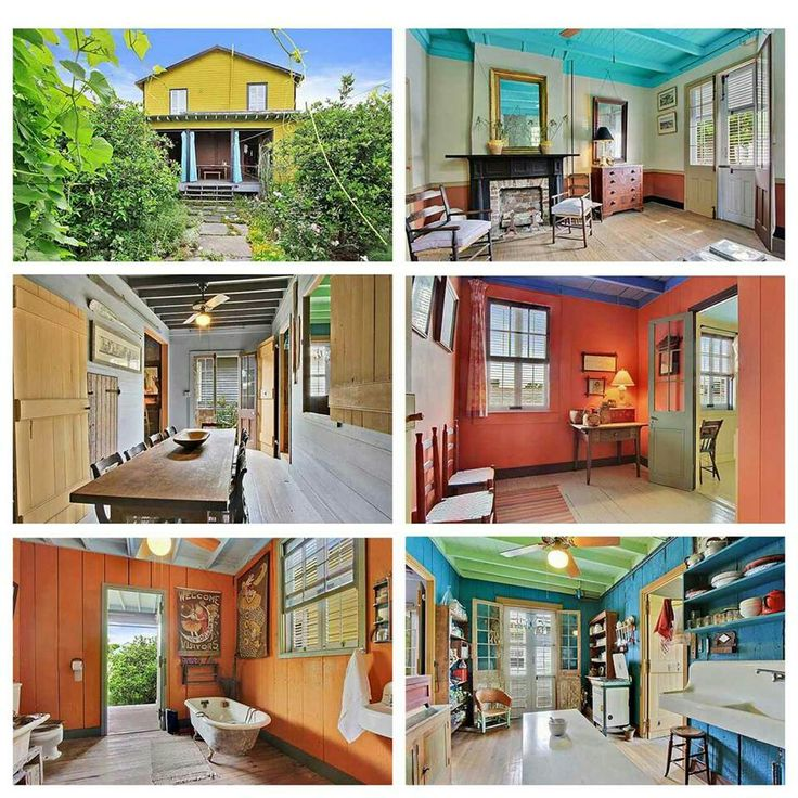 Solanges home in New Orleans  Living Spaces  Pinterest