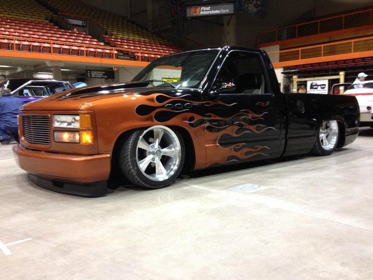 2001 Chevy Silverado Stepside