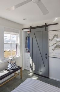 Best 25+ Barn door closet ideas on Pinterest | Sliding ...
